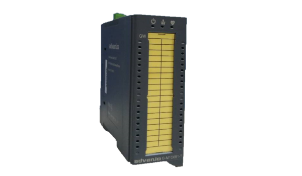 【G-M1C051-T】Industrial Modbus Ethernet / Wi-Fi to Serial Cloud Gateway 1